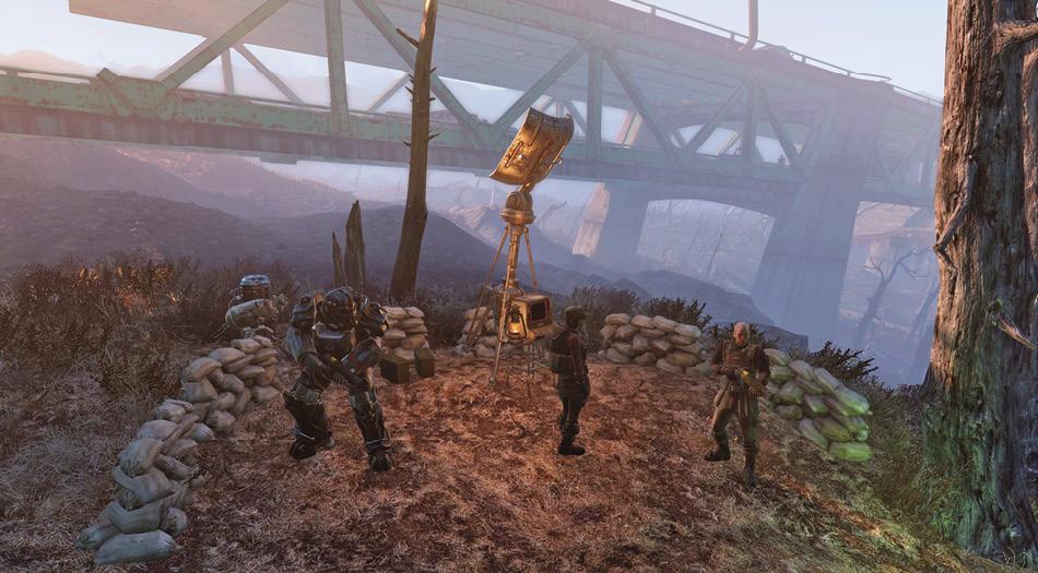 Контрольная точка Эхо fallout Обзоры Игры Контрольная точка Эхо fallout 4