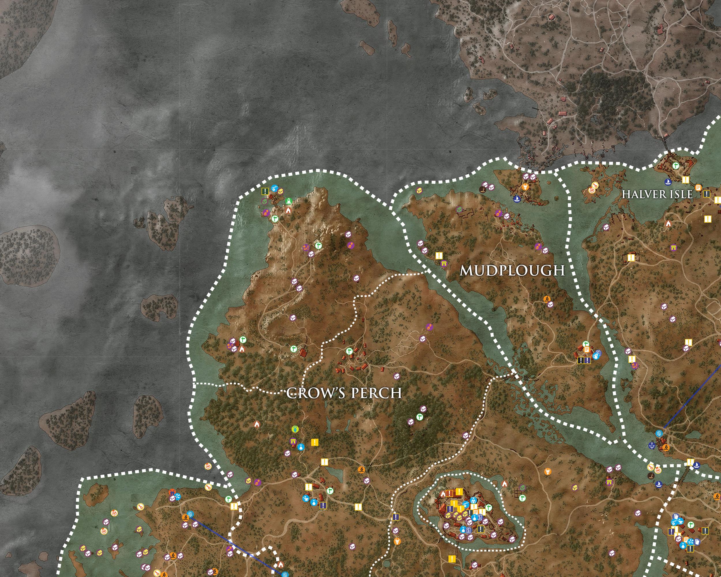 места силы ведьмак3 со всеми дополнениями графика движения