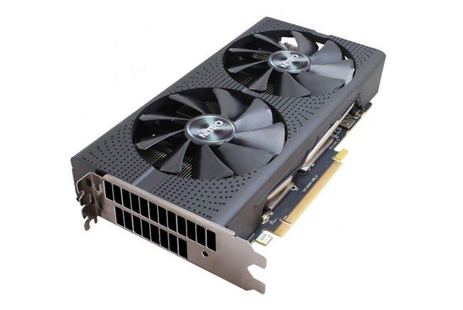 Sapphire Radeon RX 470 Mining Edition / Видеокарты