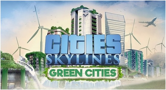 Cities Skylines | Green Cities