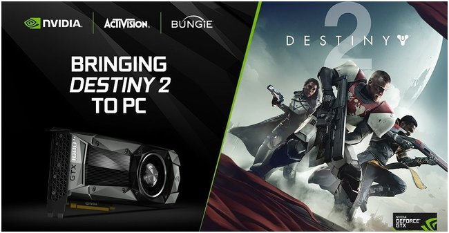 GeForce GTX 1080 | Destiny 2