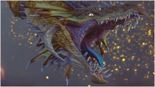 Total War WARHAMMER 2 | Дракон