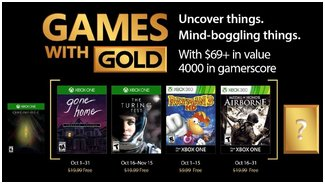 Xbox Live Gold | Xbox One