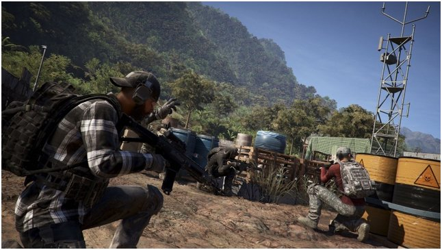 Ghost Recon Wildlands / Ubisoft