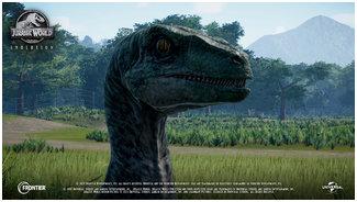 Получил геймплейный трейлер Jurassic World получил геймплейный трейлер Jurassic World / Jurassic World получила геймплейный трейлер Jurassic World получила геймплейный трейлер Jurassic World