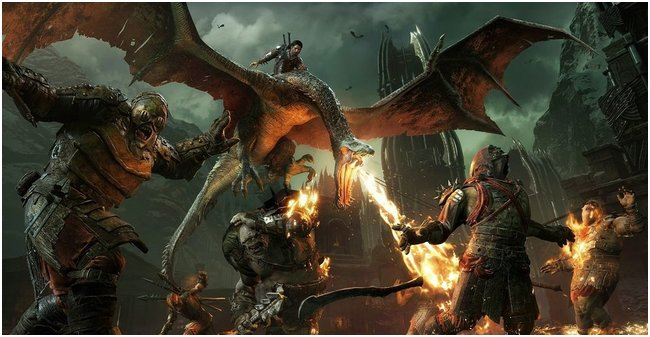 Вышел Middle-earth Shadow of War