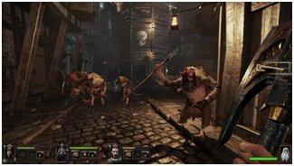 Warhammer End Times Vermintide / Кооперативный экшен