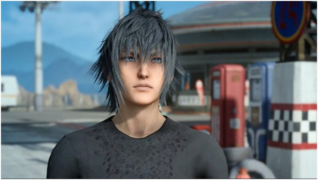 Final Fantasy 15 | Tekken 7