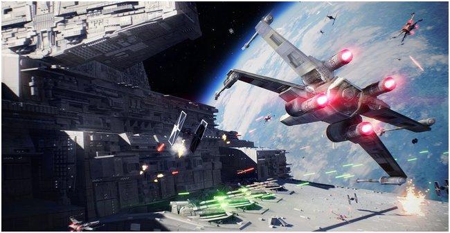 Кнопка возврата средств | Battlefront 2