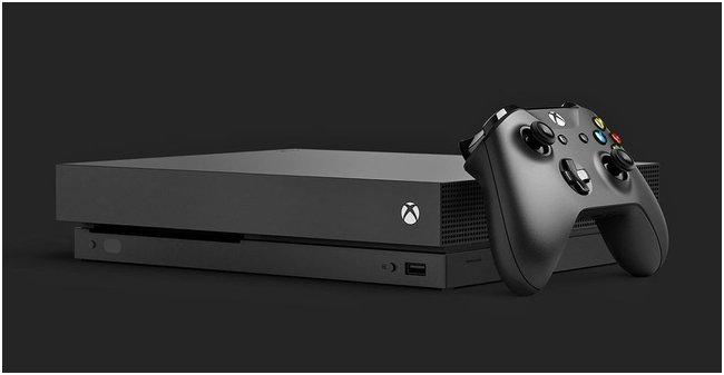 Россия стартовал продажа Xbox One X / Стартовали продажи Xbox One X