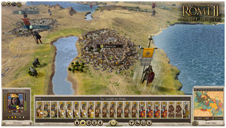 Total War Rome / Empire Divided