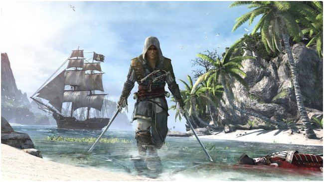 Assassin's Creed 4 Black | World in Conflict