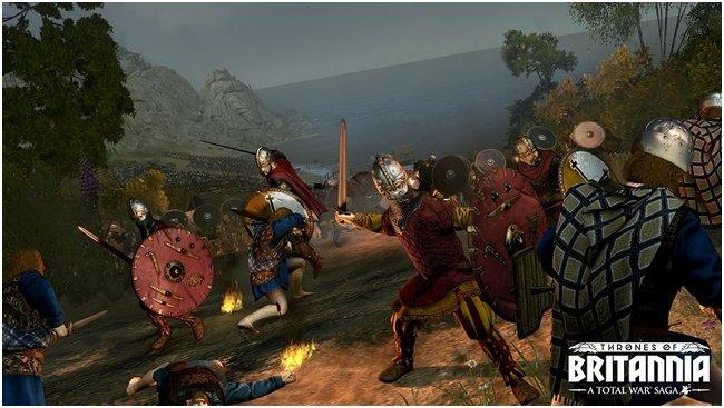 A Total War Saga Thrones of Britannia / Викинги