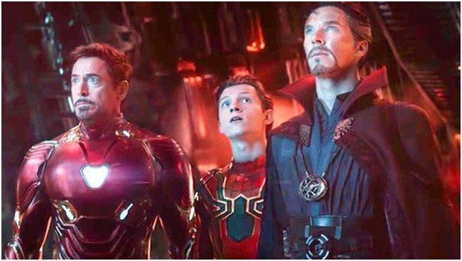 Мстители Война бесконечности | Marvel