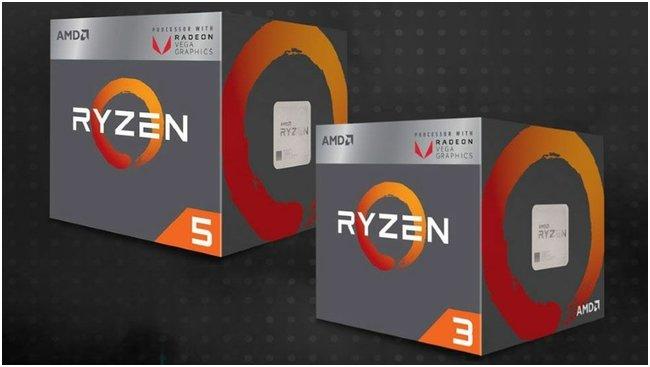 Ryzen 5 2400G 4 ядра | Radeon Vega