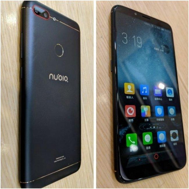 ZTE Nubia N3 / Смартфон