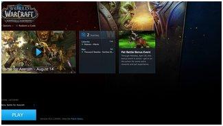Бета-тестирование Battle for Azeroth / World of Warcraft
