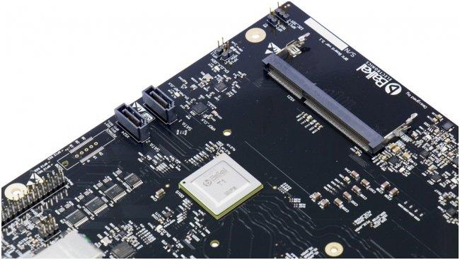 Процессор Baikal-T1 / Процессоры