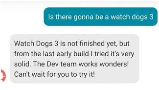 Watch Dogs 3   Ubisoft