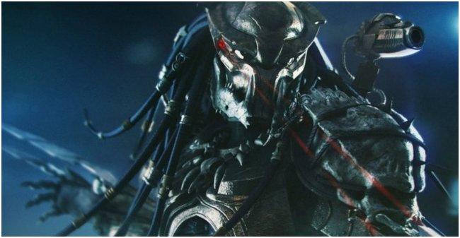 The Predator | Первого трейлер