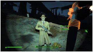Fallout 4 / Главного героя