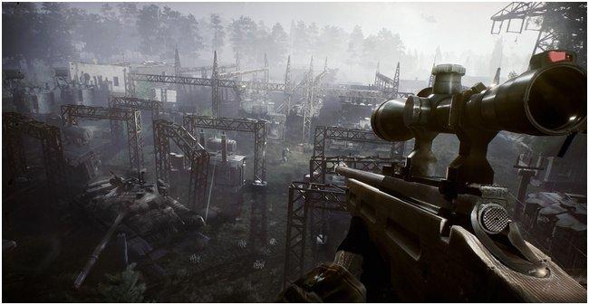 Fear the Wolves | Появятся в ранний доступ в Steam 18 июля