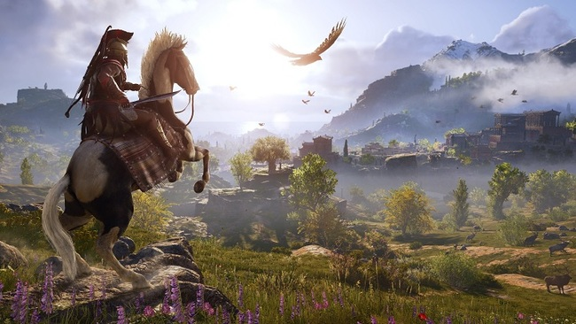 Главная тема саундтрека Assassin's Creed Odyssey