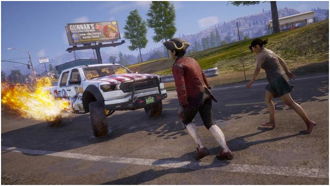 PC и Xbox One / State of Decay 2