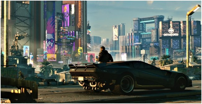CD Projekt RED | Cyberpunk 2077