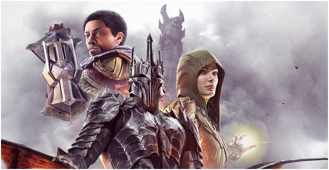 Переиздание Shadow of War / Definitive Edition