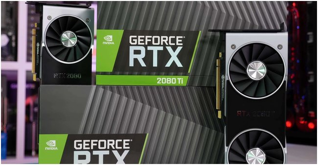 GeForce RTX 2080 Ti | Видеокарты GeForce