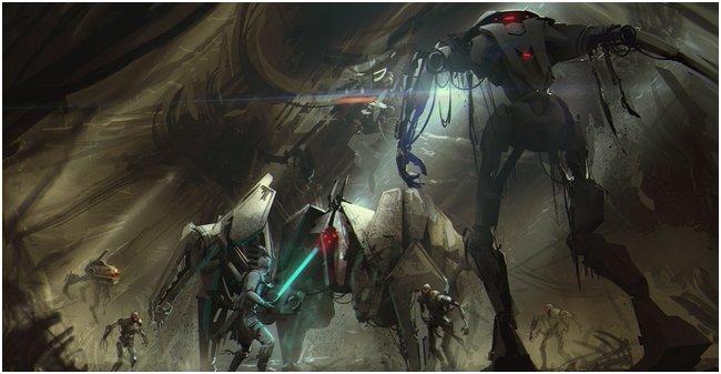 Star Wars Jedi Fallen Order | Новой игры