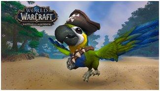 World of Warcraft / Пиратского корабль Гнильватер