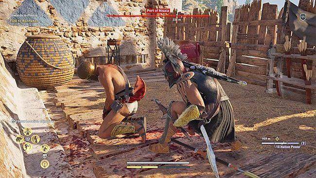 Скрытность | Гайд Assassin's Creed Odyssey