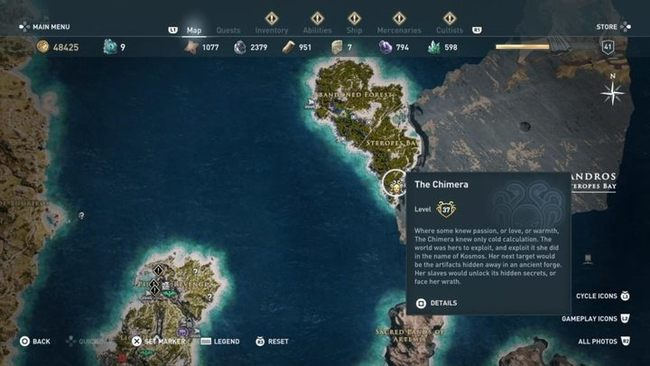 Серебряная жила | Гайд Assassin's Creed Odyssey