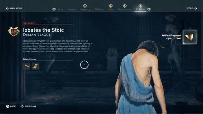 Делосская лига | Гайд Assassin's Creed Odyssey