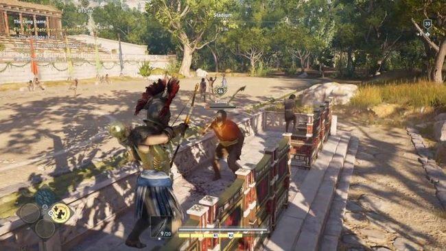 Пелопоннесский союз | Гайд Assassin's Creed Odyssey