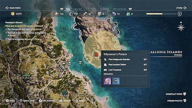 Роман с Одессой   Гайд Assassin's Creed Odyssey