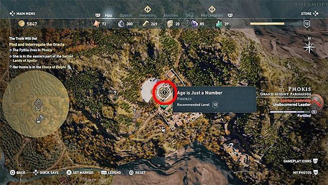 Роман с Авксесией | Гайд Assassin's Creed Odyssey