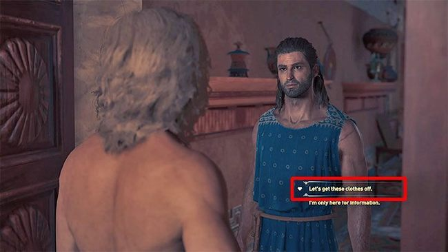 Роман с Алкивиадом | Гайд Assassin's Creed Odyssey