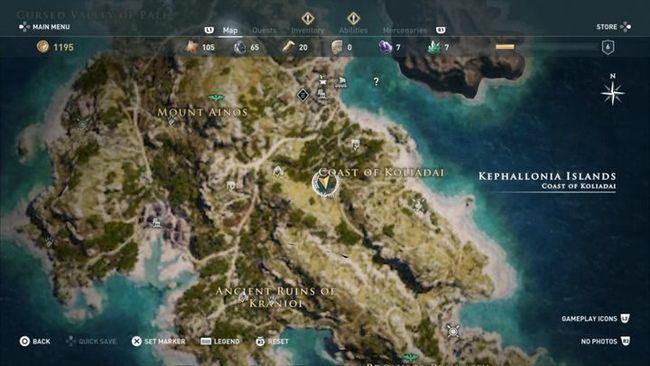 Остраконы – Острова Кефалинии