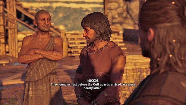 Роман с Миккосом