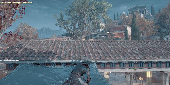 Кинжал в сердце | Квест Assassin's Creed Odyssey