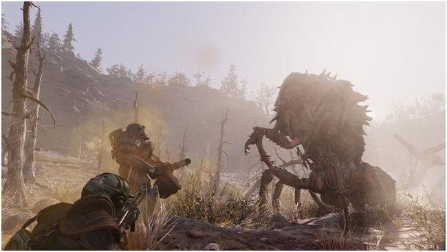 Fallout 76 B-E / Владельцы предзаказов