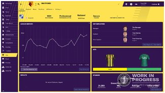 Football Manager | Interactive
