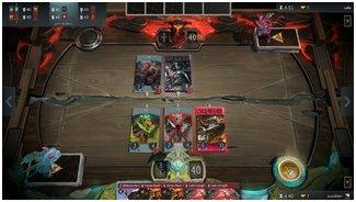 Карточной игры Artifact / Valve