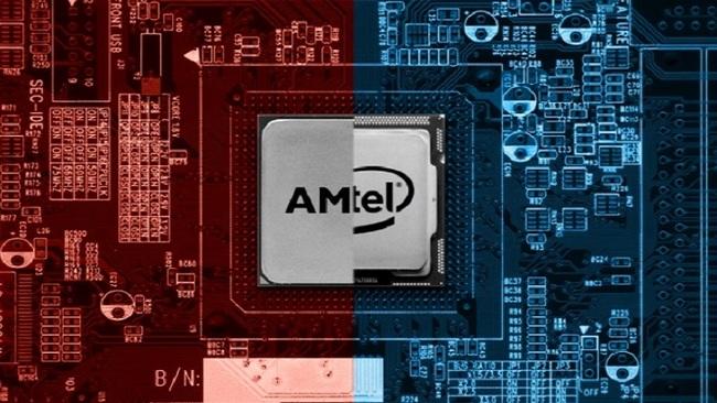 Intel против AMD - финансовые результаты за третий квартал