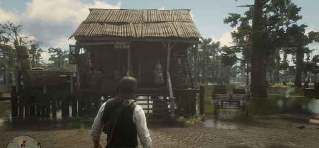 Где взять приманки | Гайд Red Dead Redemption 2