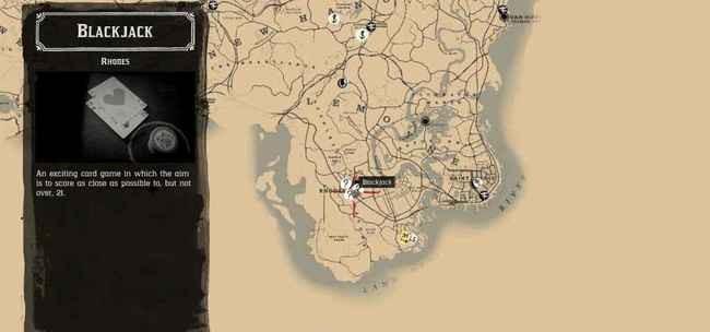 Все настольные игры в Red Dead Redemption 2