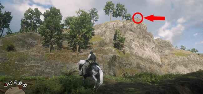 Где найти все могилы в Red Dead Redemption 2